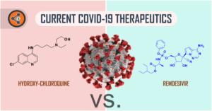 Covid 19 therapeutics post title image
